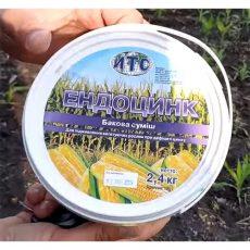 Цинк на кукурузу - Эндоцинк 2,4 кг./5га.